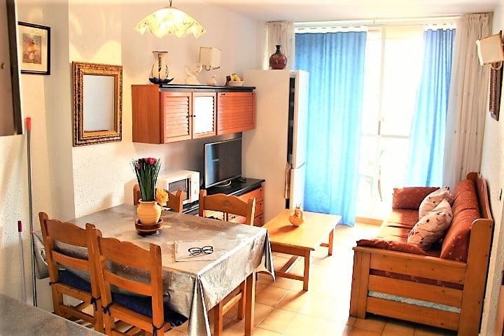 Apartamento con licencia turística.
