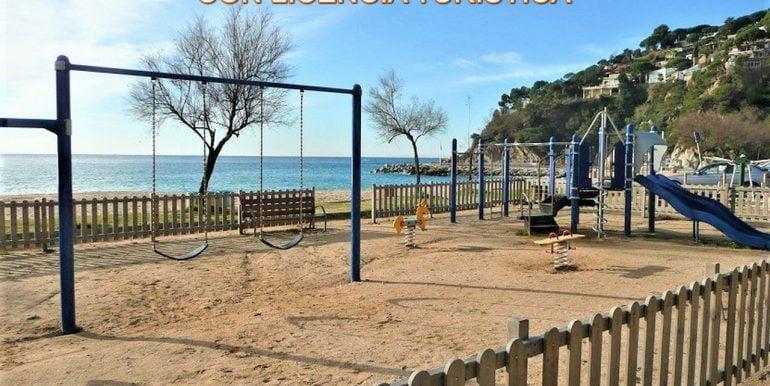 villa Albres 25 Canyelles kids park
