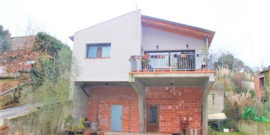 Casa con terreno plano